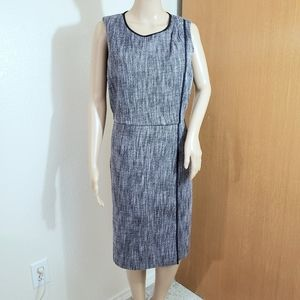J. CREW Suiting Tweed  Sheath Dress Career Wear